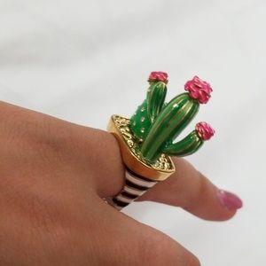 Kate Spade Cactus Ring